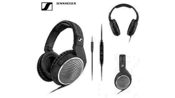 Up to 55% Off On Sennheiser Headphones and Earphones