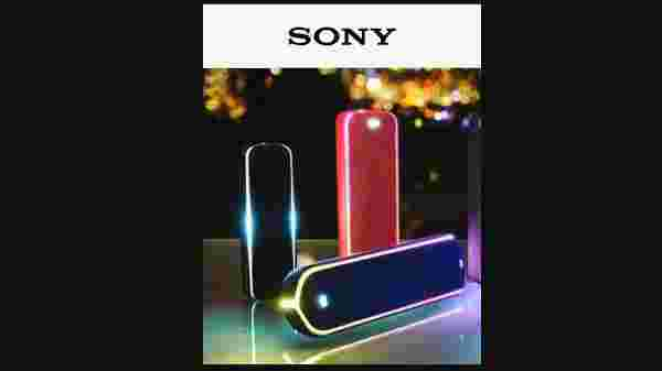 Sony Starting From Rs. 359