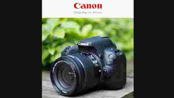 Up to 30% Off On Canon