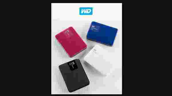 Up to 70% Off On WD Hard Disk