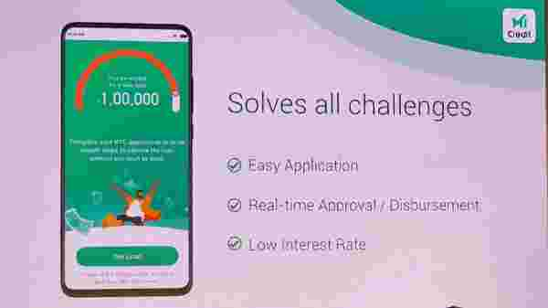 How To Apply Loan On Mi Credit App