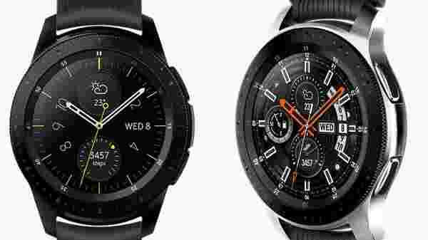 Samsung Galaxy Watch 4G- 42mm And 46mm Size Variants