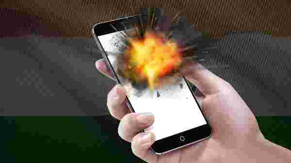 Mobile Blast Incidents That Happened In India In 2019