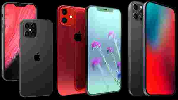 Upcoming Rumored Apple iPhones