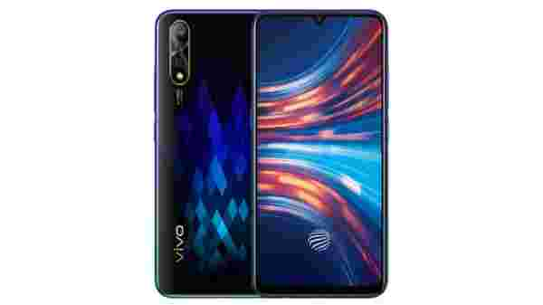 Vivo S1 Smartphone 128 GB, 4 GB RAM, Diamond Black