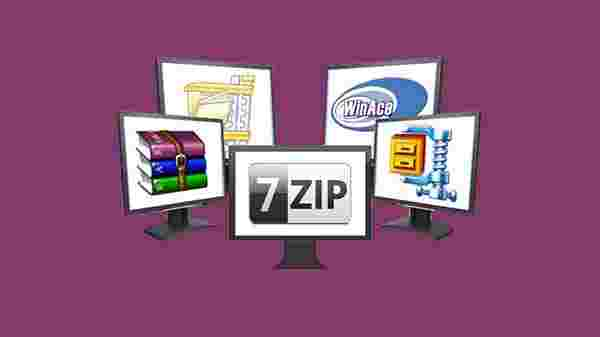 Zip and RAR file extractor