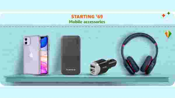 Electronics and Accessories Starting From Rs. 99