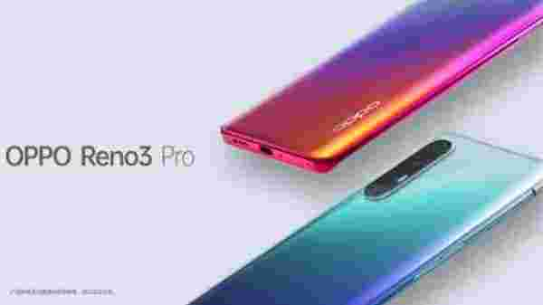 Oppo Reno 3 Pro India Launch Details