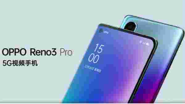 Oppo Reno 3 Pro Display, Camera, And Other Features