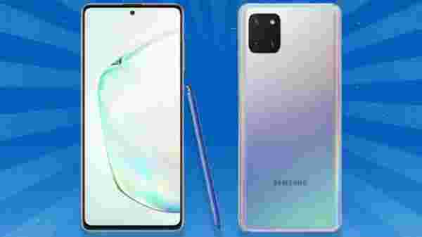Samsung Galaxy Note 10 Lite Price In India