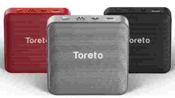 Toreto Bash portable Bluetooth 5.0 Speaker