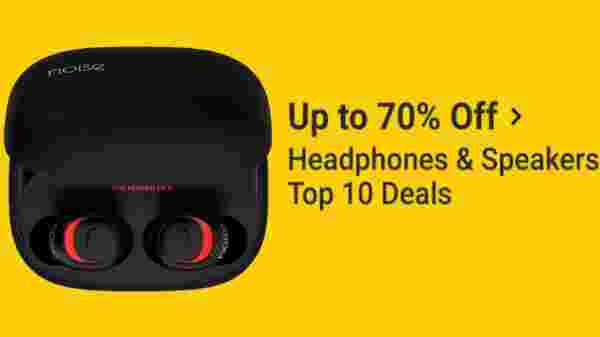 Up To 70% Off On Truly Wireless Headphones