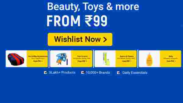Beauty, Toys And More From Rs 99