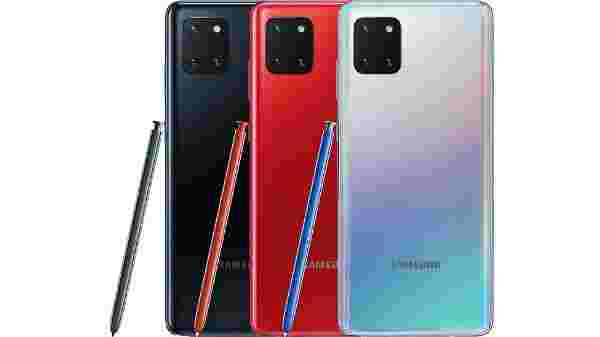 Samsung Galaxy Note 10 Lite Launch Offers