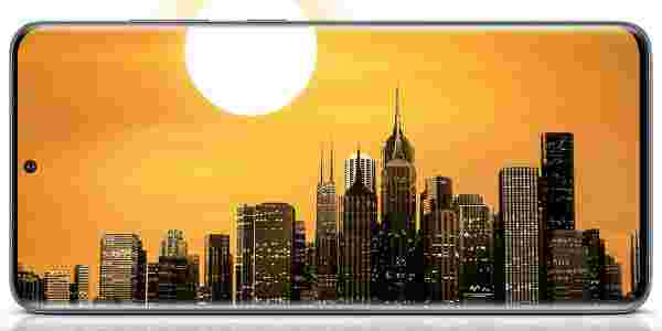 Display- 6.9-inches Infinity-O Dynamic AMOLED Panel