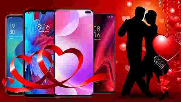 Red Color Budget Smartphones To Gift Your This Valentines Day
