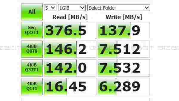 Seagate SSD Performance: Speedy Enough