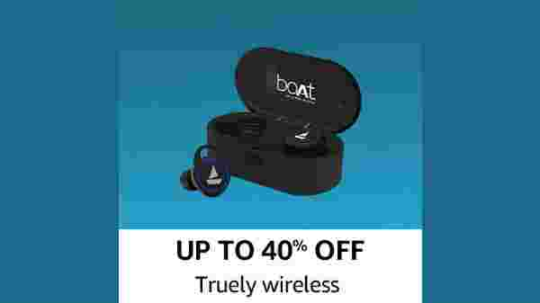 Up To 40% Off On-Ear Truely wireless