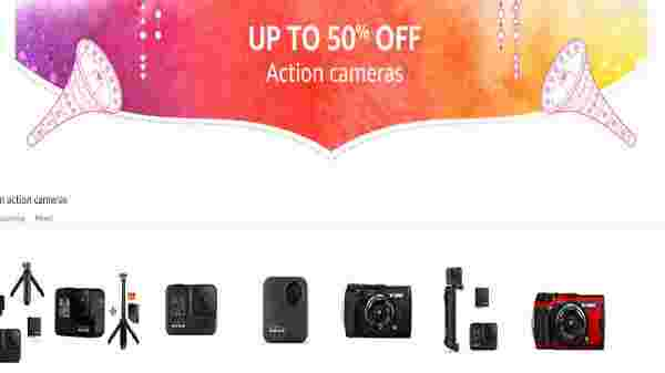 Up to 25% OFF Action Camera