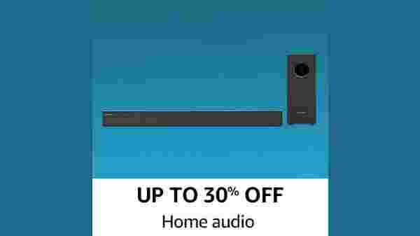 Up To 60% Off On Home Audio