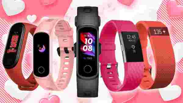 Valentines Day 2020: Best Smart Bands For Geeks