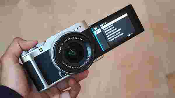 Fujifilm XA-7 Key Specifications