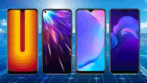 Best Vivo Smartphones With 5000mAh Battery In India