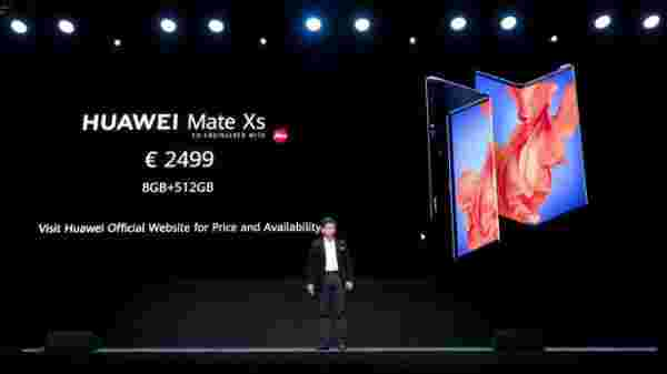 Camera Features On Huawei Mate Xs