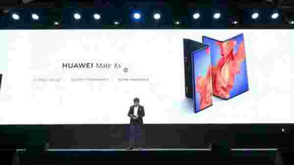 Huawei Mate Xs In India