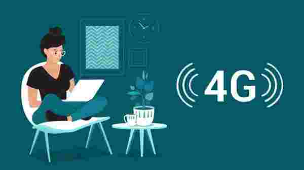 Work From Home 4G Data Plans