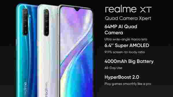 Realme Offering Discounts On XT, X, And 5 Pro: Details