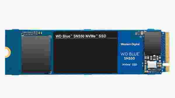 WD Blue SN550 NVMe SSD 1TB Specifications