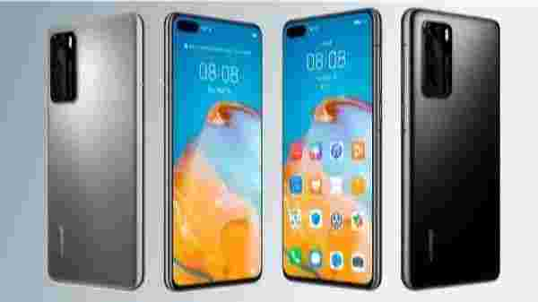 Huawei P40 Smartphone With App Gallery