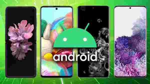 Samsung Smartphones Available With Android 10 OS