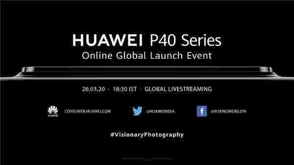 Huawei P40 Series Features And Specifications