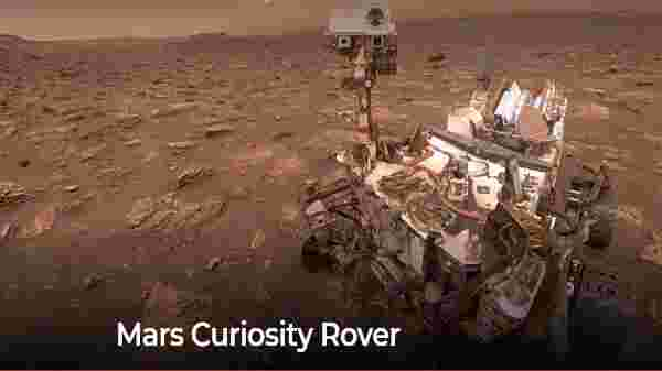 Researching For Life On Mars