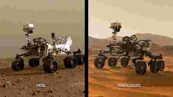 Perseverance Rover's Mission