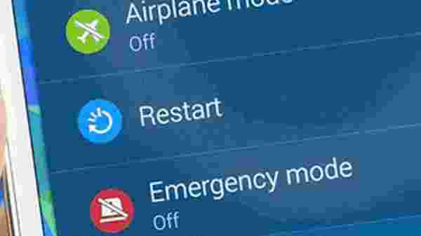 1) Restart Your Android Phone: