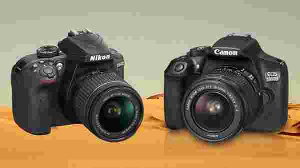 Best High-End DSLR Cameras Available