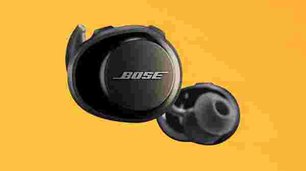 Bose Sound Sport Free Truly Wireless Headphones