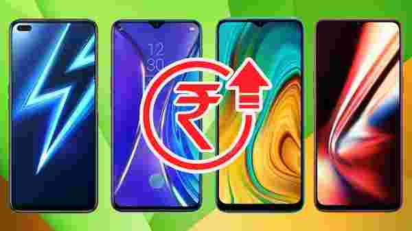 List Of Realme Smartphones To Witness GST Cost Hike
