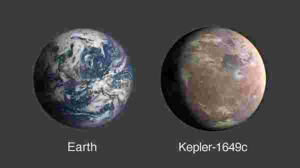Is Life Possible On Kepler-1649c?