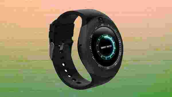 Bienne Y1s Fitness Notifier Smartwatch