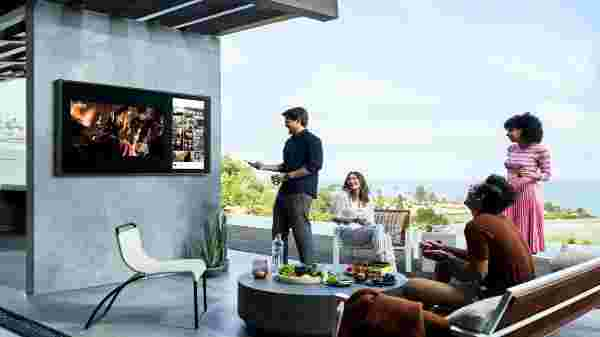 Samsung The Terrace TV Features