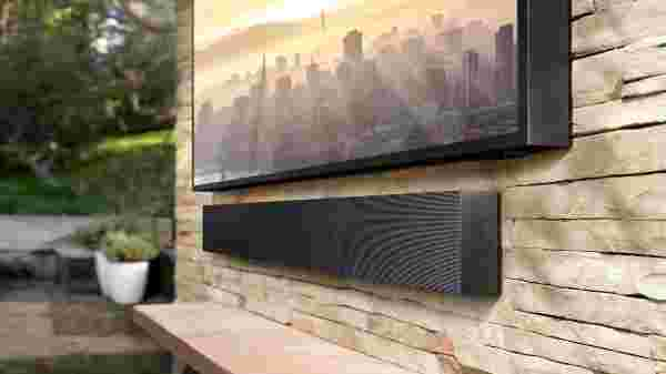 The Terrace Soundbar Features
