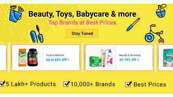 Best Price On Beauty, Toys, Baby Care And More
