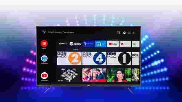 BPL 123cm (49 inch) Ultra HD (4K) LED Smart Android TV with Android