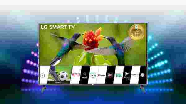 LG All-in-One 108cm (43 inch) Full HD LED Smart TV
