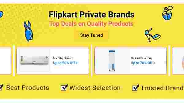 Special Deals On Flipkart Brands