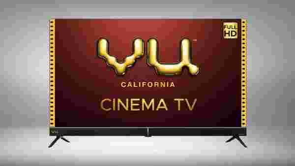 Vu Cinema 32-inch HD Ready and 43-inch Full HD Smart Android TVs